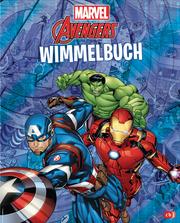 Marvel Avengers-Wimmelbuch