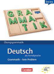 Übungsgrammatik Deutsch als Fremdsprache - Cover