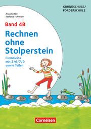Rechnen ohne Stolperstein 4B - Cover