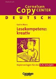 Lesekompetenz: kreativ - Cover