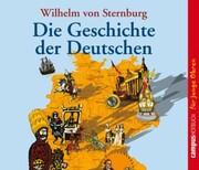 Die Geschichte der Deutschen - Cover