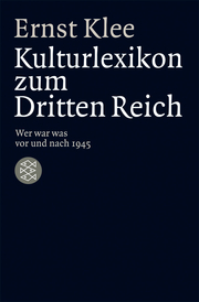 Das Kulturlexikon zum Dritten Reich - Cover