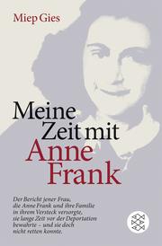 Meine Zeit mit Anne Frank - Cover