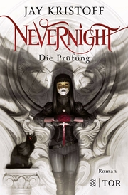 Nevernight - Die Prüfung - Cover