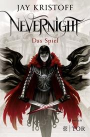 Nevernight - Das Spiel - Cover