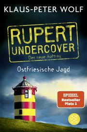Rupert undercover - Ostfriesische Jagd - Cover