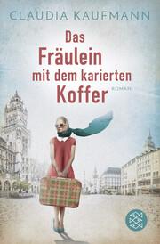Das Fräulein mit dem karierten Koffer - Cover