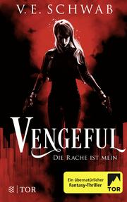 Vengeful - Die Rache ist mein - Cover