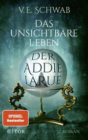 Das unsichtbare Leben der Addie LaRue - Cover