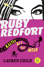 Ruby Redfort - Kälter als das Meer - Cover