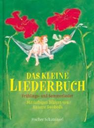Das kleine Liederbuch - Cover