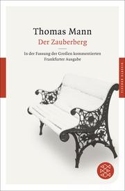 Der Zauberberg - Cover