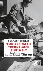 Von den Nazis trennt mich eine Welt - Cover