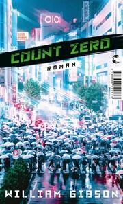 Count Zero - Cover