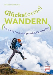 Glückformel Wandern - Cover