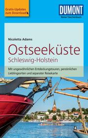 DuMont Reise-Taschenbuch Reiseführer Ostseeküste Schleswig-Holstein - Cover