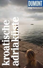 DuMont Reise-Taschenbuch Reiseführer Kroatische Adriaküste - Cover