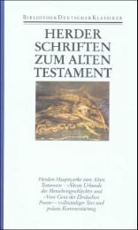 Schriften zum Alten Testament