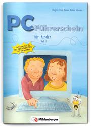 PC-Führerschein für Kinder, Schülerheft 1 - Cover