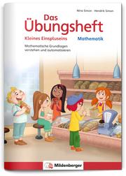 Das Übungsheft Mathematik - Kleines Einspluseins - Cover