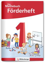 Das Mathebuch 1 - Förderheft - Cover