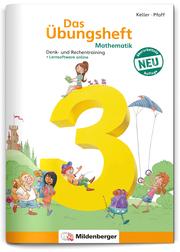 Das Übungsheft Mathematik 3 - Cover