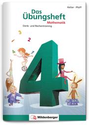 Das Übungsheft Mathematik 4 - Cover
