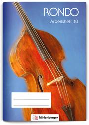 RONDO 9/10 - Arbeitsheft 10, Neubearbeitung - Cover
