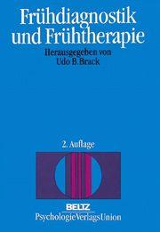 Frühdiagnostik und Frühtherapie
