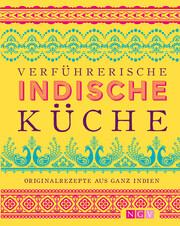 Verführerische indische Küche - Cover