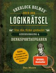 Sherlock Holmes' Buch der Logikrätsel - Cover