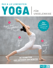 Yoga für Ungelenkige - Cover