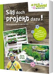 Sag doch Projekt dazu! - Cover