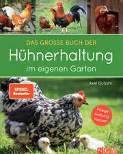 Das große Buch der Hühnerhaltung im eigenen Garten - Cover