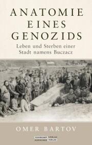 Anatomie eines Genozids - Cover