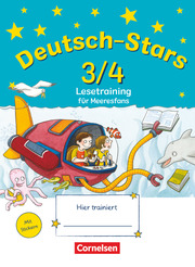 Deutsch-Stars - Allgemeine Ausgabe - Cover