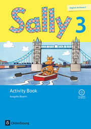 Sally - Englisch ab Klasse 3 - Ausgabe Bayern (Neubearbeitung) - Cover