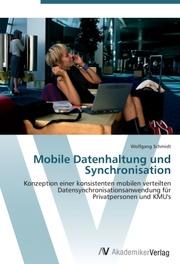 Mobile Datenhaltung und Synchronisation - Cover
