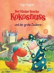 Der kleine Drache Kokosnuss und der große Zauberer - Cover
