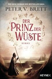 Der Prinz der Wüste - Cover