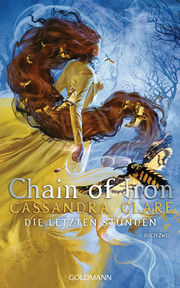 Chain of Iron - Cover