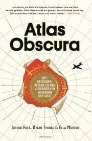 Atlas Obscura - Cover