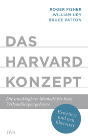 Das Harvard-Konzept - Cover