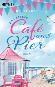 Das kleine Café am Pier - Cover