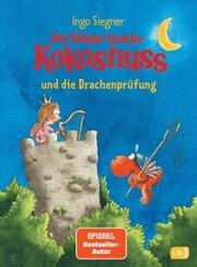Der kleine Drache Kokosnuss und die Drachenprüfung - Cover
