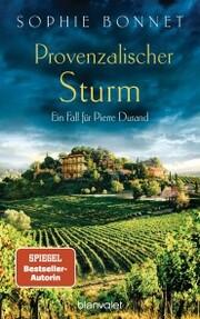 Provenzalischer Sturm - Cover