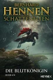 Schattenelfen - Die Blutkönigin - Cover