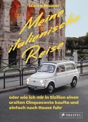 Meine italienische Reise - Cover