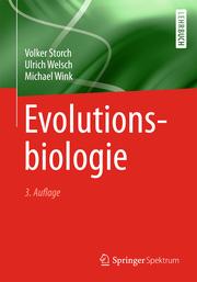 Evolutionsbiologie - Cover