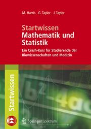 Startwissen Mathematik und Statistik - Cover